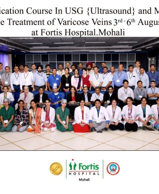 4th USG course - Group Photo